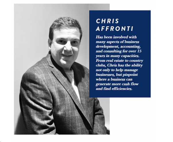 Chris Affronti of Daybook Group